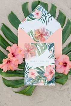 boda estilo tropical