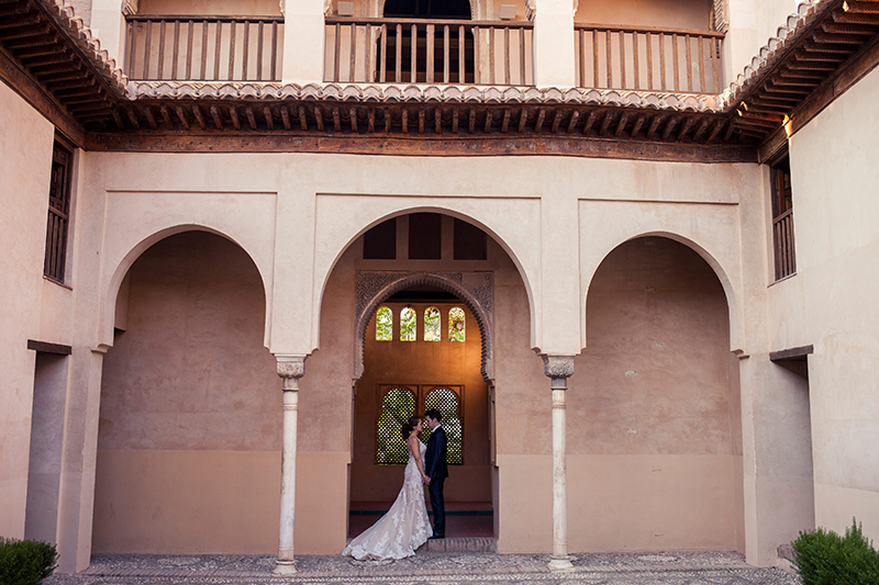 wedding in andalusia