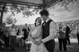 la música en las bodas