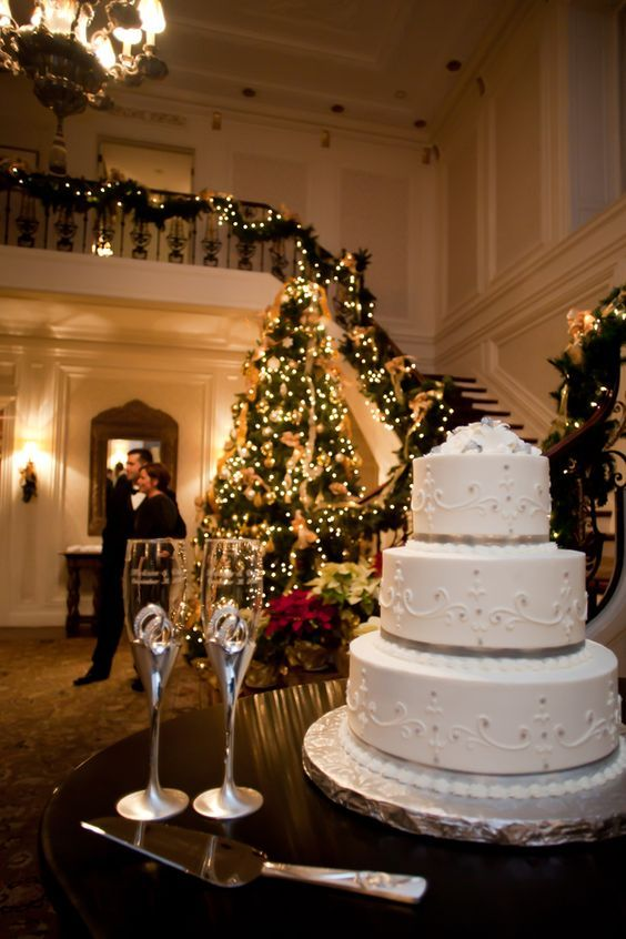 Ideas And Tips For A Christmas Wedding