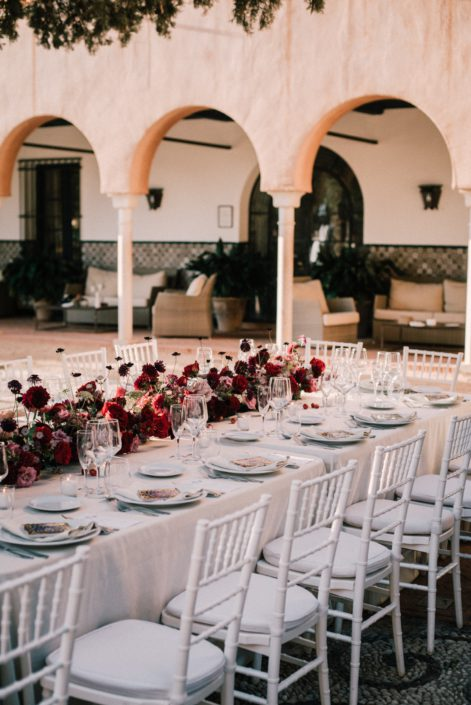 intimate wedding in Malaga