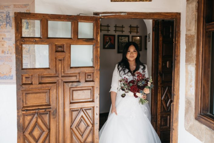 elopement in Granada Andalusia