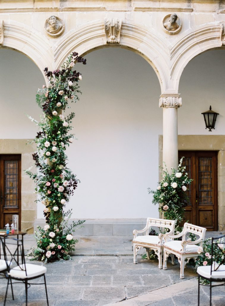 destination weddings in Jaén