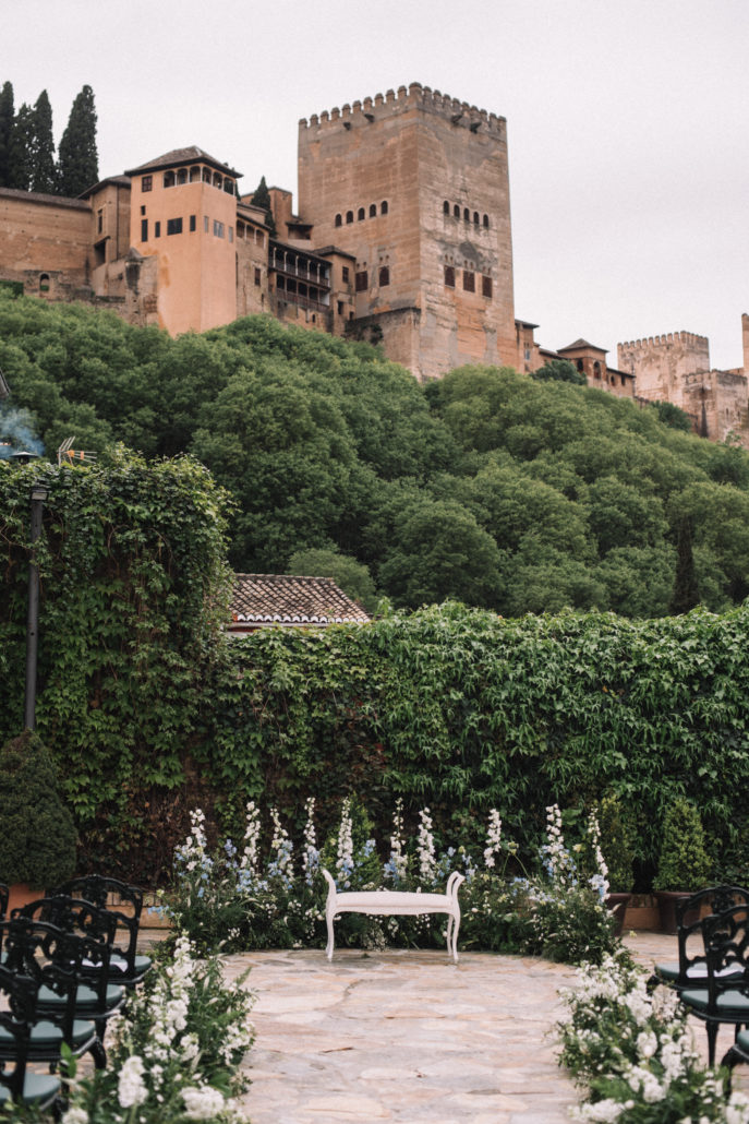 destination wedding in Granada